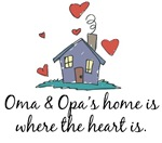 Oma & Opa's Home is Where the Heart Is
