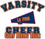 La Push Cliff Diving
