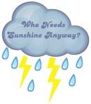 Who Needs Sunshine? Twilight