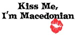 Kiss me, I'm Macedonian