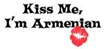 Kiss me, I'm Armenian