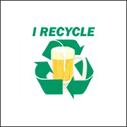 I Recycle Beer