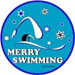 Merry Swimming