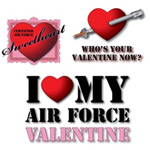 Air Force Valentines