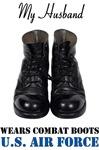 My Husband Wears Combat Boots