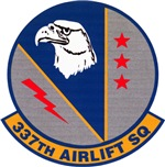 337th Airlift Squadron
