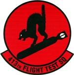 413th Flight Test Squadron