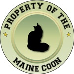 Property of the Maine Coon