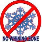 No Snowflakes Allowed
