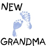 New Grandma - Blue
