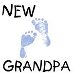 New Grandpa - Blue
