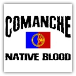 Comanche Native Blood