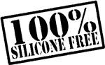 100% Silicone Free