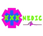 Neon Paramedic EMT