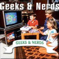 GEEKS & NERDS DESIGNS