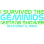 Geminids Survival
