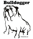 Bulldogger Logo Black
