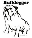 Bulldogger Logo Black