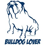 Bulldog Lover II Blue