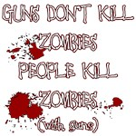 Guns Don't Kill Zombies
