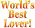 World's Best Lover!