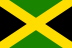Flag of Jamaica or Jamaican Flag
