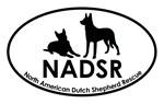 NADSR Oval Logo