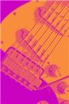 Pop Art Strat Electric Guitar T-shirts & Gifts