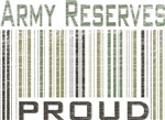 Military Army Reserves Proud T-shirts & Gifts