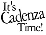 Cadenza Time Musician T-shirts & Gifts