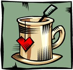 I Love (Heart) Tea T-shirts & Gifts