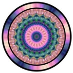 Pink Purple Mandala Kaleidoscope T-shirts & Gifts