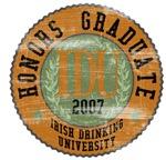 Irish Drinking University