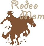 Rodeo Mom Western Cowboy Cowgirl T-shirts & Gifts