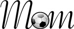 Pretty Soccer Mom Mother's Day T-shirts & Gifts