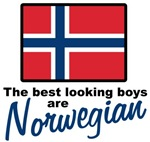 Best Looking Boys Norwegian T-shirts & Gifts