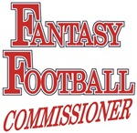 Fantasy Football Commissioner t-shirts gifts