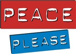 Peace Please Anti War t-shirts gifts