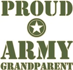 Proud Army Grandparent Military T-shirts Gifts