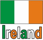 Ireland Flag t-shirts gifts