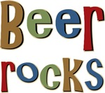 Beer Rocks Party Humor Drinking T-shirts Gifts