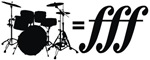 Drums = FFF t-shirts gifts