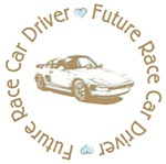 Future Race Car Driver Boy T-shirts Gifts