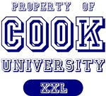 Property of Cook University T-shirts Gifts