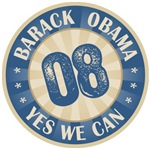 Obama 08 Yes We Can T-shirts Gifts