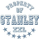 Property of Stanley Personalized T-shirts Gifts