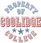 Coolidge College Property of Custom T-shirts Gifts