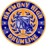 Harmony High School Florida Drumline T-shirts Gift