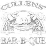 Cullen Vintage Last Name Bar-B-Q Tees Gifts