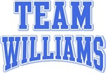 Team Williams Custom Personalized Tees Gifts